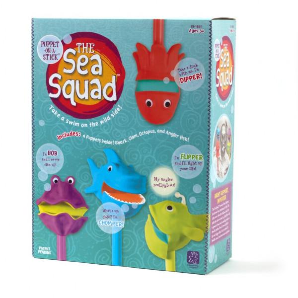 Puppet on a stick Sea Squad