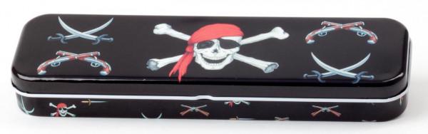Stiftedose Piratenflagge