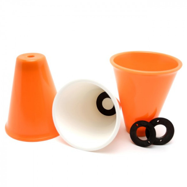 Juggling Cups Mister Babache