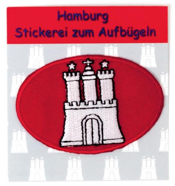 Stickerei zum Aufbügeln Hamburg