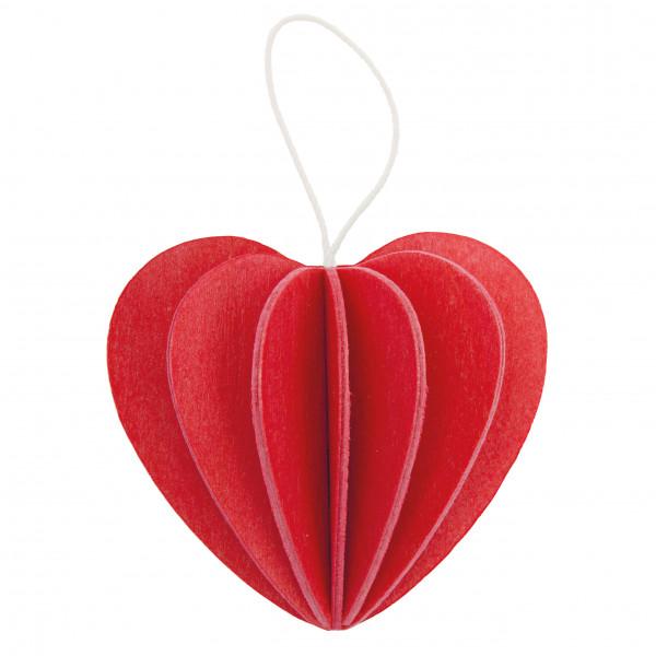 Lovi Holzfigur Herz