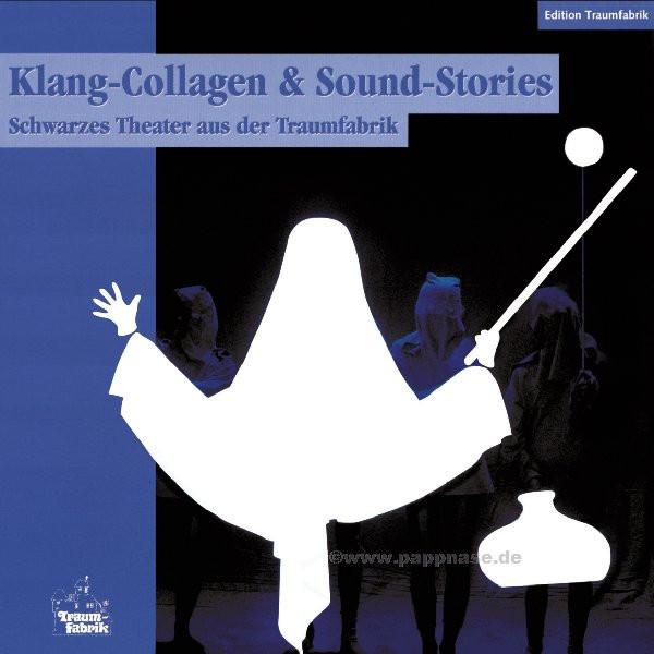 Klang-Collagen und Sound-Stories - CD