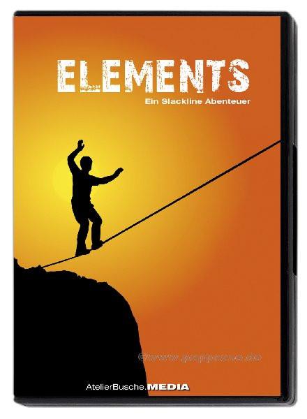 ELEMENTS – Ein Slackline Abenteuer