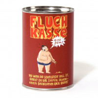 Fluch-Kasse Pappnase