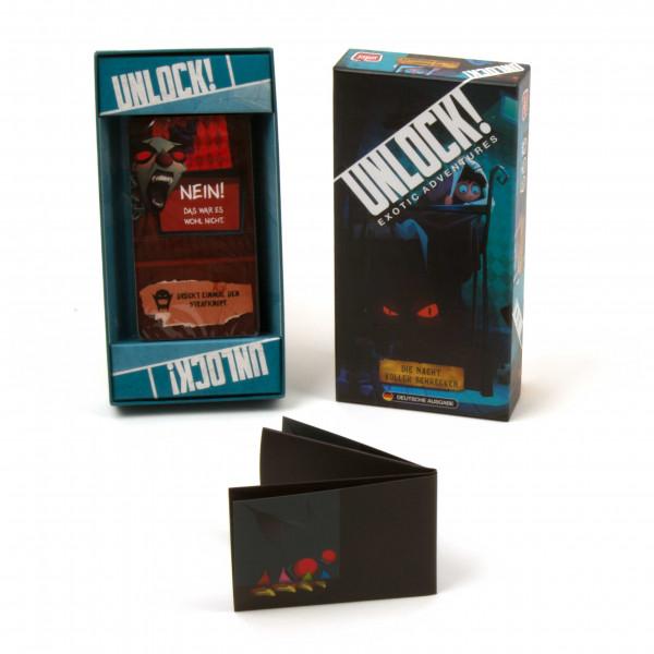 Unlock! Exotic Adventure - Die Nacht voller Schrecken