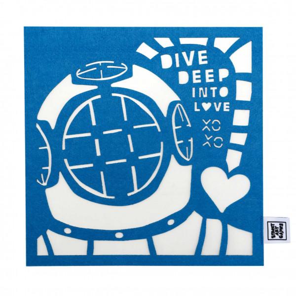 Street Art Game XoXo Diver