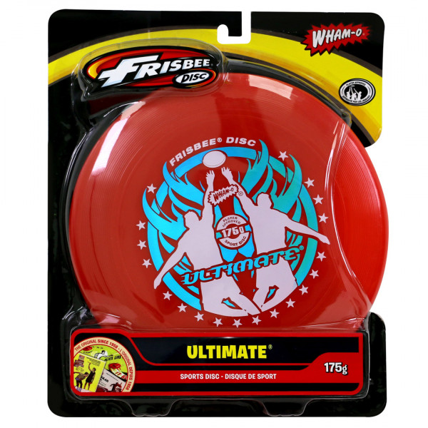 Frisbee Ultimate rot
