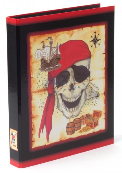 Ringbuch A4 Piraten-Schatzkarte, 2-Rg 30mm