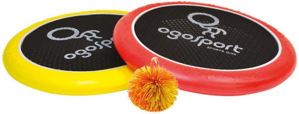 Ogo Sport Disk rot/gelb