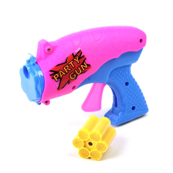 Konfettipistole Air Popper + 1x Munition