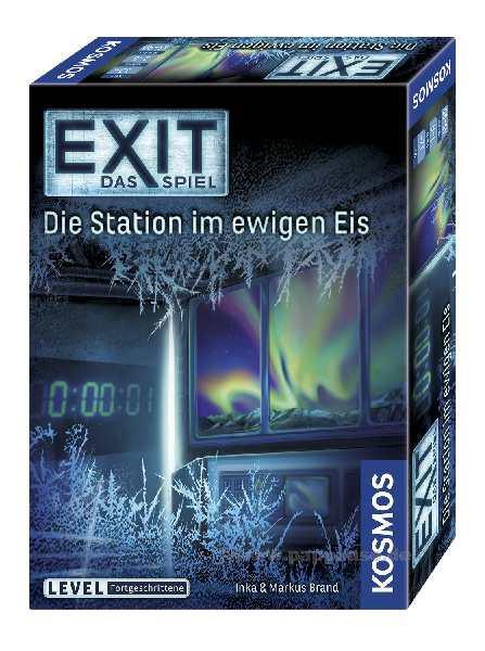 EXIT-Das Spiel - Die Station im ewigen Eis