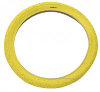 Einradreifen 20'' gelb