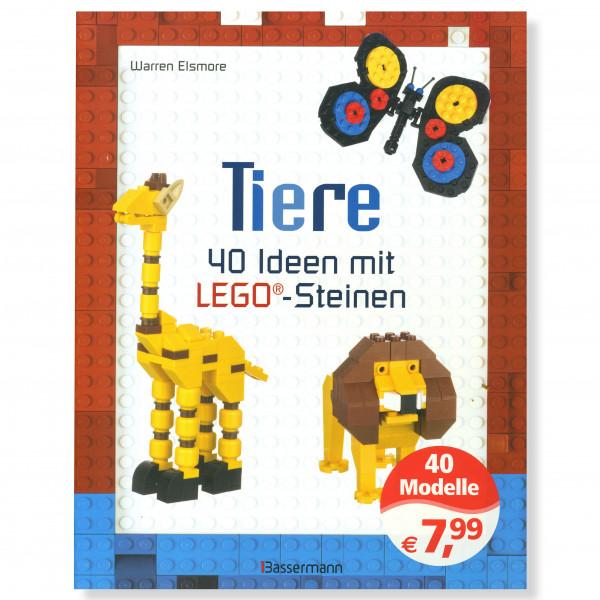 Tiere 40 Ideen mit LEGO®-Steinen