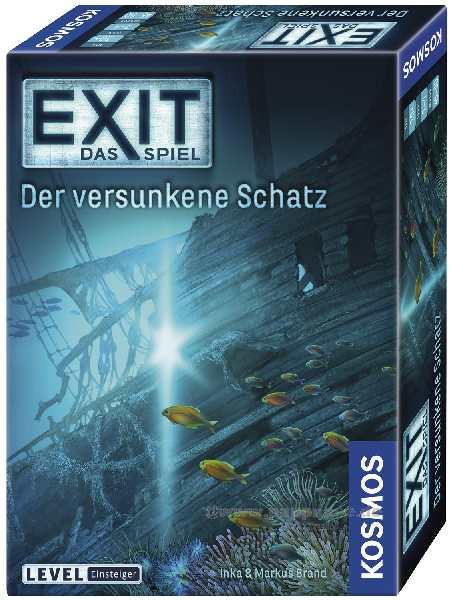 EXIT-Das Spiel - Der versunkene Schatz
