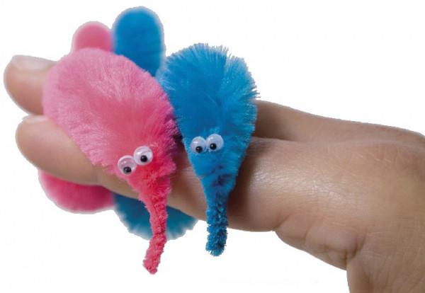 Wurli Wurm Magic Twisty mit Baby