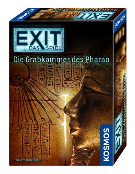 EXIT-Das Spiel - Die Grabkammer des Pharao