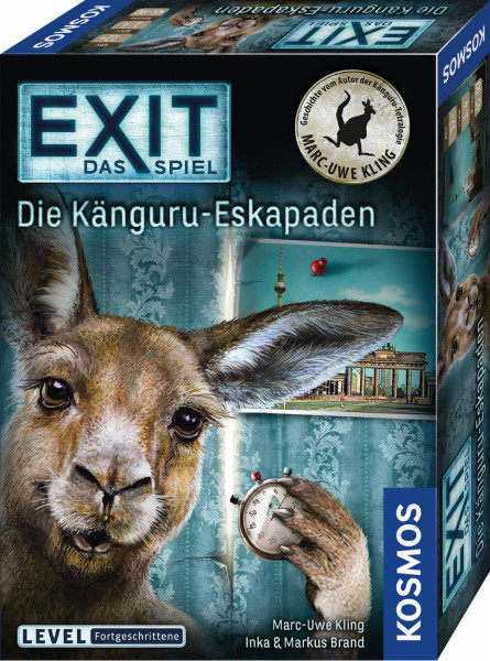 EXIT-Das Spiel - Die Känguru-Eskapaden