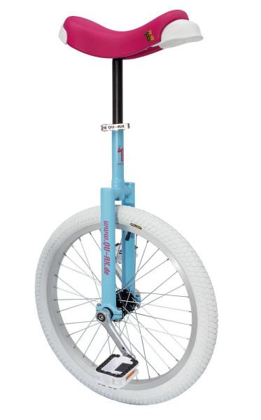 Einrad Luxus 20'' - himmelblau