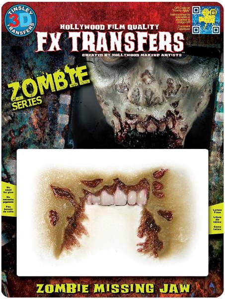 Kieferloser Zombie FX Transfers