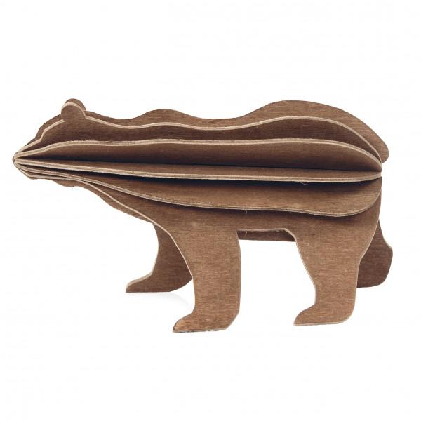 Lovi Holzfigur Bär