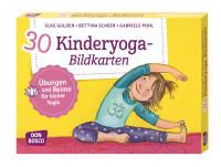 Kinderyoga-Bildkarten