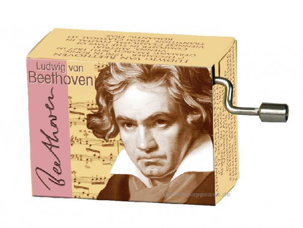 Kurbelspieluhr Beethoven Für Elise