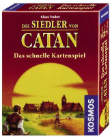Catan - Karten-Mitbringspiel Kosmos