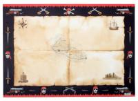 Schreibtischauflage A2 Piraten, 15 Blatt