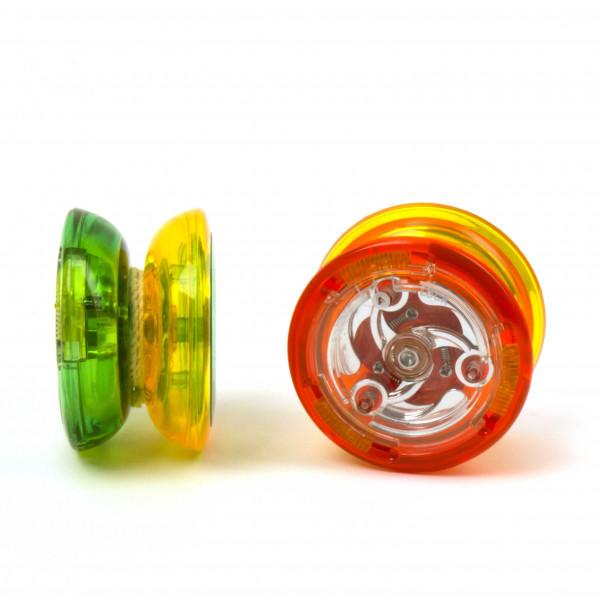 Yo-Yo Triple Action Coloris