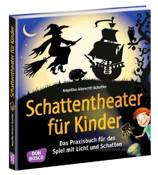Schattentheater für Kinder - Buch