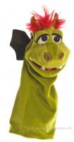 Quasselwurm Gregor Drache Living Puppets