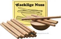 Wacklige Nuss Bartl