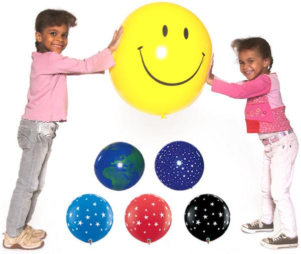 Riesenballon Motiv 100 cm ø