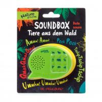 Soundbox Tiere aus dem Wald
