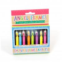 Geburtstagskerzen Angel Flames