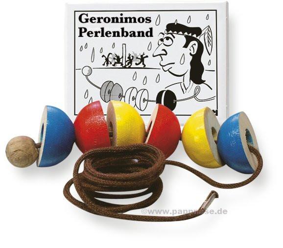 Geronimos Perlenband - Minipuzzle