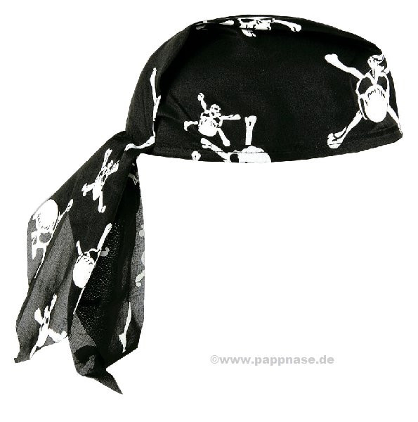 Piratentuch Bandana