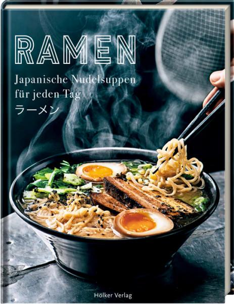 Ramen - Japanische Nudelsuppen