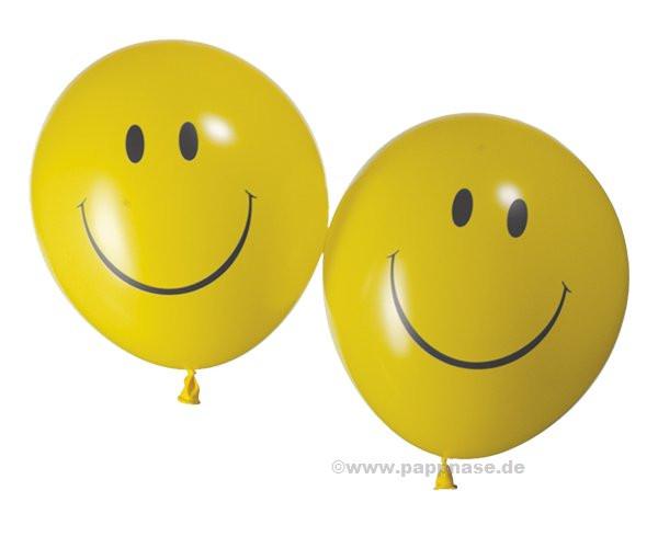 Ballons Smile