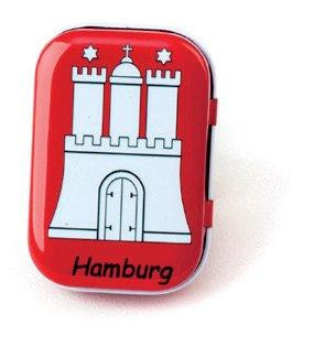Minidose Hamburg Wappen
