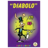 Jonglieranleitung Diabolo Mister Babache