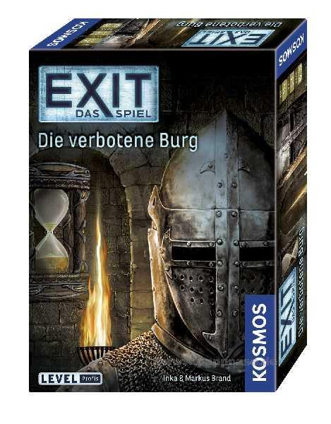 EXIT-Das Spiel - Die verbotene Burg