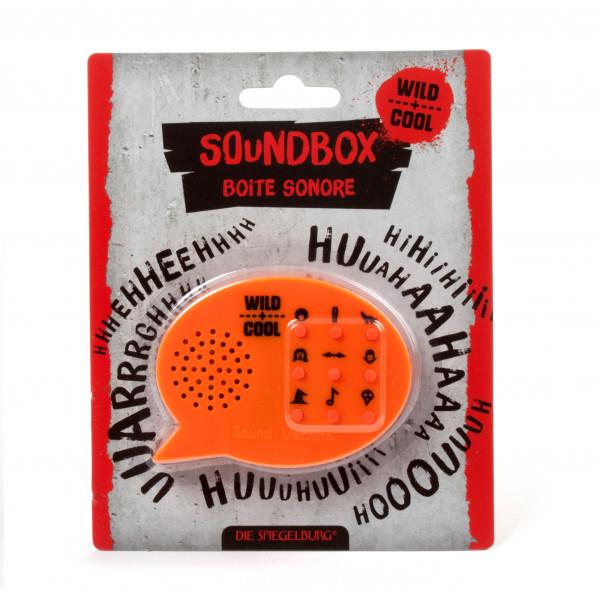 Soundbox Horror