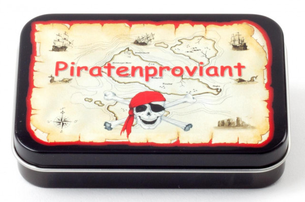 Dose Piraten-Proviant