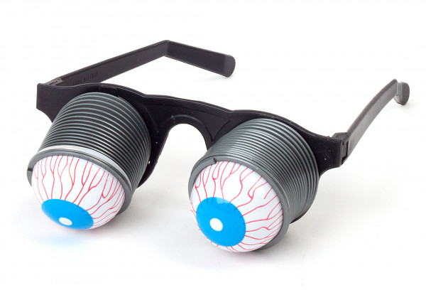 Pop-out Augen