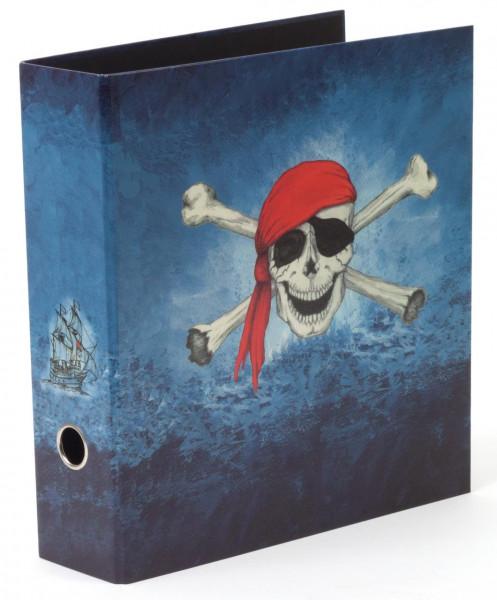 Ordner A4 75mm Piraten-Meer
