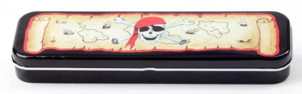 Stiftedose Piraten-Schatzkarte
