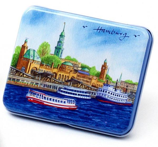 Dose Landungsbrücken Hamburg