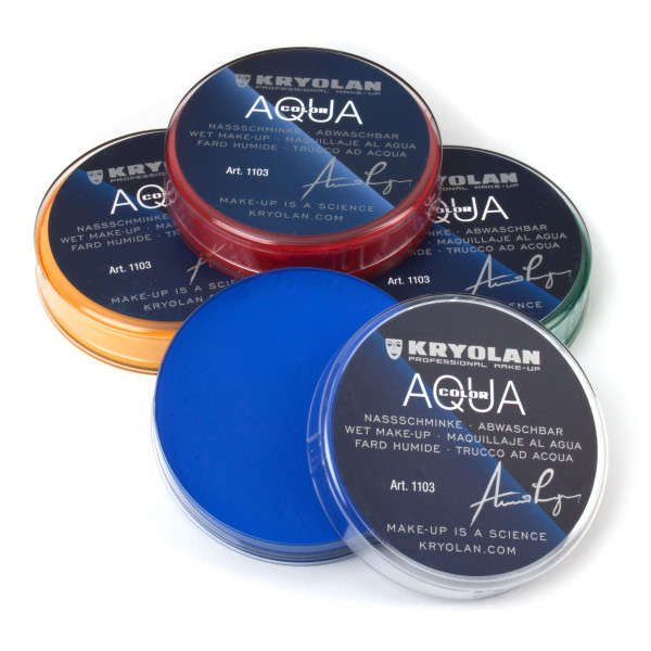 Wasserschminke Aquacolor 55 ml
