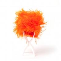 Perücke, Kinder Kobold, orange